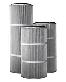 Antistatic Cartridge Filter Element